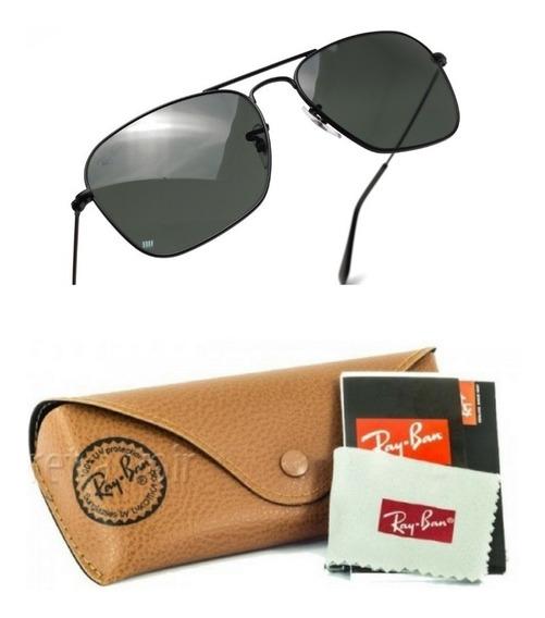 Óculos De Sol Ray Ban Masculino Rb3136 Caravan Promoção E Envio Imediato