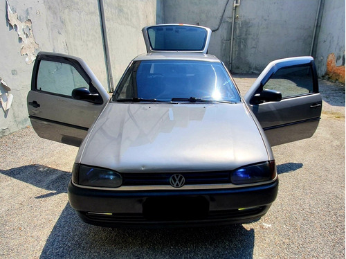 Volkswagen Gol 2002 8v 62cv Especial