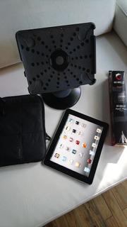 iPad 64gb Wifi Modelo Mb294ll Con Accesorios ! Oferta