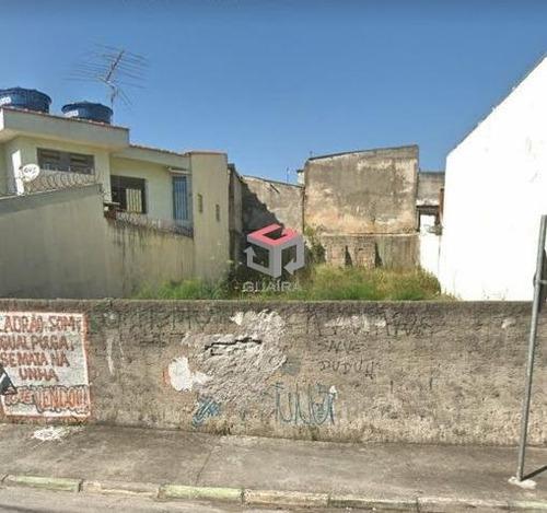 Terreno À Venda, Guarará - Santo André/sp - 99351