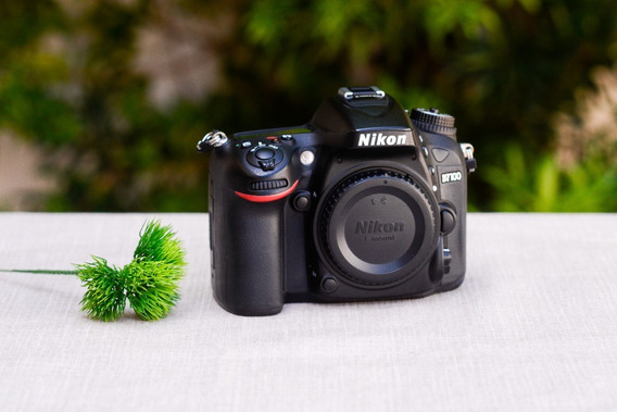 Corpo Câmera Nikon D7100 - Usada