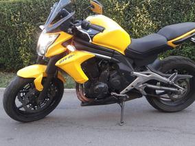 Kawasaki Moto Deportiva