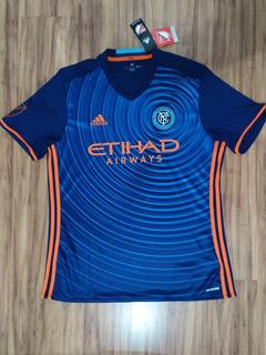 Camisa adidas New York City Fc 2016 2017 Away