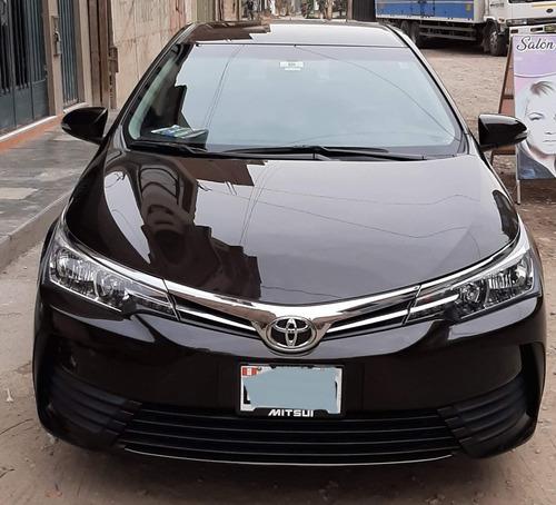 Toyota Corolla Corolla Semi Full