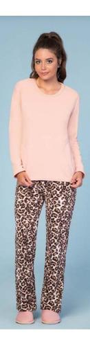 Imagem 1 de 2 de Pijama Feminino Adulto Em Soft - Ref. 151023