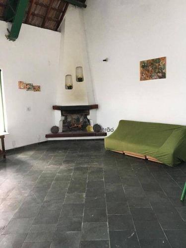 Imagem 1 de 22 de Casa Com 3 Dormitórios À Venda, 268 M² Por R$ 1.700.000,00 - Jardim Das Américas - São Bernardo Do Campo/sp - Ca0628