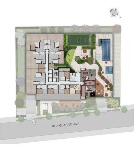 Apartamento Para Venda Em São Paulo, Mooca, 3 Dormitórios, 1 Suíte, 2 Banheiros, 1 Vaga - Cap2568_1-1226839