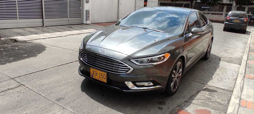 Ford Fusion 2.0 Titanium Plus