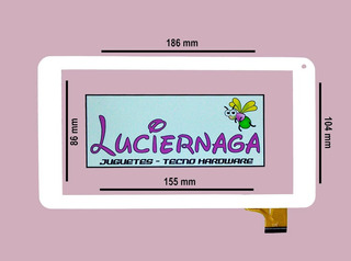Tactil Touch Tablet Next Tecnologies N70shbsc 7 Pulg