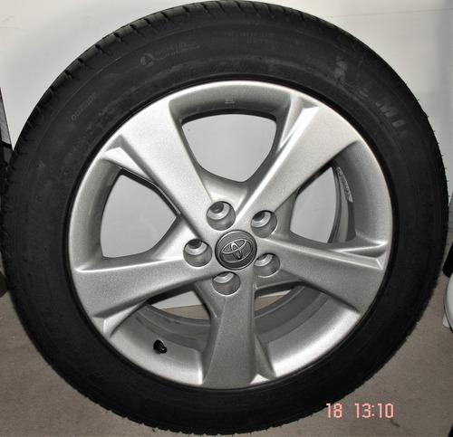 Rueda Con Neumatico Michelin Primacy 4 - 205/55 R16 94v