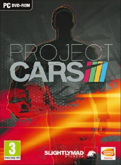 Project Cars Pc Steam Key (envio Flash)