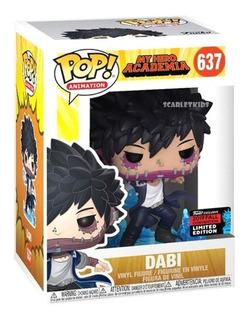 Funko Pop Dabi Baku My Hero Academia 637 Edicion Limitada