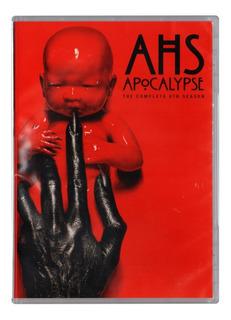 American Horror Story Apocalypse Temporada 8 Importada Dvd