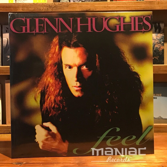Glenn Hughes Feel Edicion 2 Vinilos