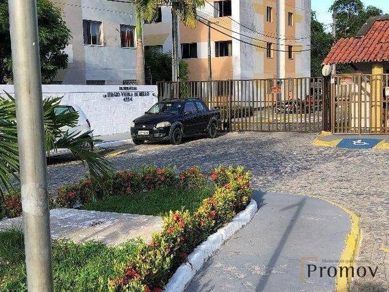 Vendo Ótimo Apartamento No Cond. Sergio Vieira - Orlando Dantas - Ap0794