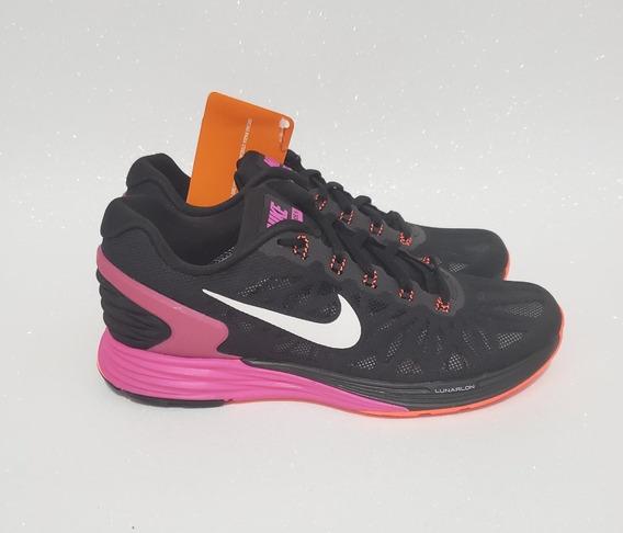 Nike Lunarglide 6 Tenis Feminino De Corrida Original