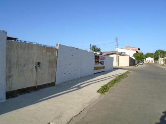 Terreno Comercial Para Locação, Barroso, Fortaleza. - Te0046