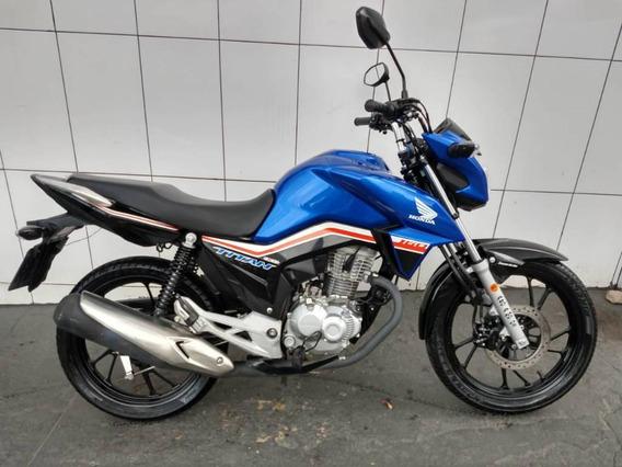 Honda Cg-160 Titan 160
