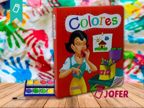 Imagen 1 de 4 de Juega Y Descubre Colores