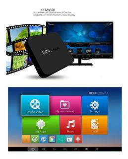 Tv Box 4k Ultra Hd Smart Tv