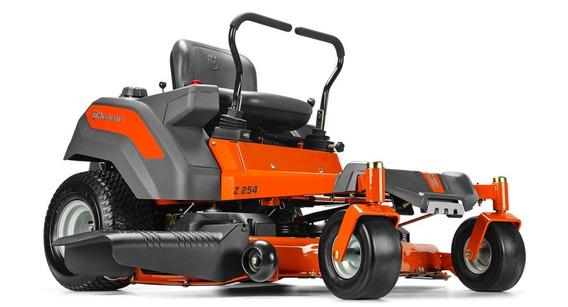 Mini Tractor Radio Cero Husqvarna Z254 54 Corte 597cc