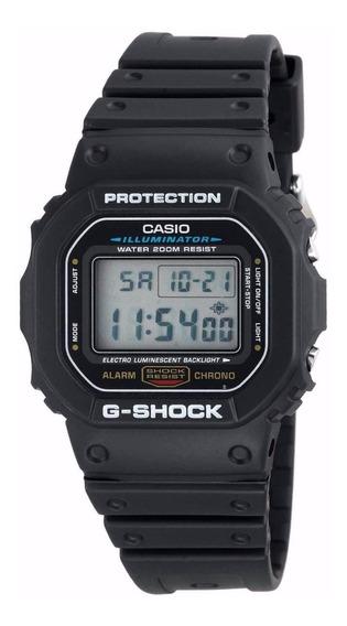 Relógio Casio G-shock Dw-5600e-1vct Original