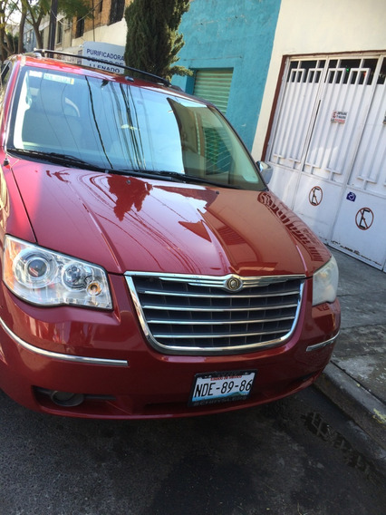 Chrysler Town & Country 4.0 Limited Aut. Piel Lujo