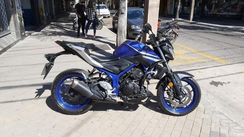 Yamaha Mt-03 (2017)
