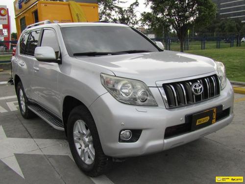 Toyota Prado Vx At 3.0 4x4 Blindado