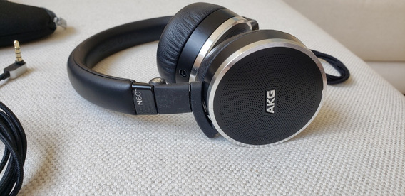 Headphone Akg N60nc - Nseries Fone De Ouvido Noise Canceling