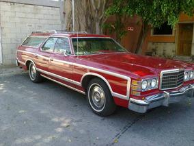 Ford Guayin Galaxie Ltd 1975 Clasica
