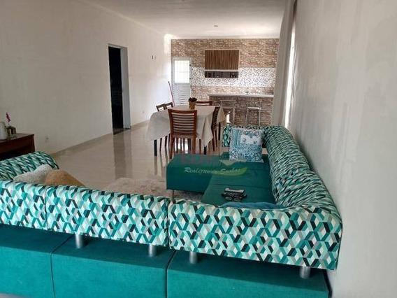 Chácara Com 3 Dormitórios À Venda, 400 M² Por R$ 318.000,00 - Tijuco Preto - Caçapava/sp - Ch0275