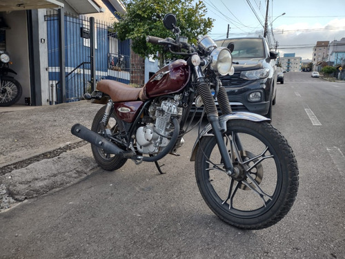 Intruder 125cc - Suzuki