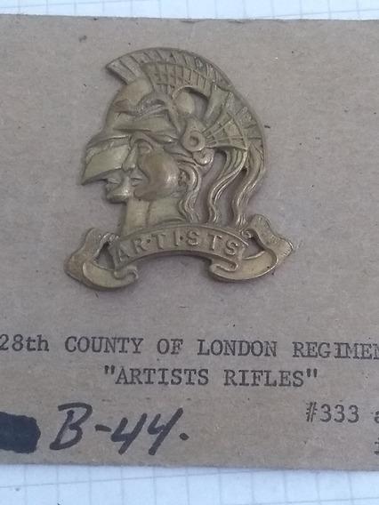 Military Badge Artists Rifles Regiment