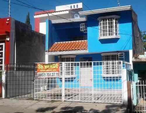 Venta, Casa Col. Benito Juárez, Culiacán.