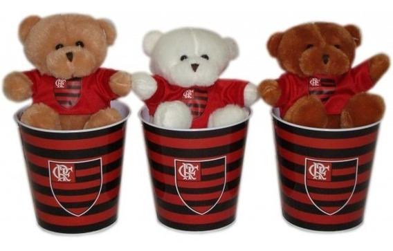 Urso No Balde Do Flamengo