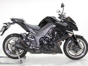 Kawasaki Z1000 2011 Preta