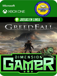 Greedfall - Xbox One Modo Local + En Linea
