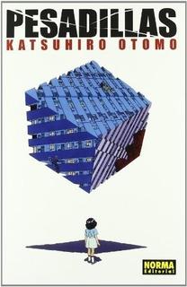 Manga Pesadillas - Katsuhiro Otomo