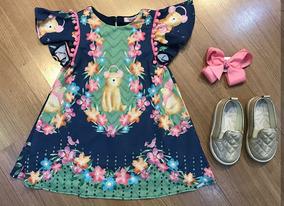 905a0f7305 Vestido Infantil Mon Sucré (opção Mãe E Filha)