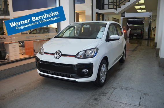 Volkswagen Up Tsi 2020 Turbo Blanco