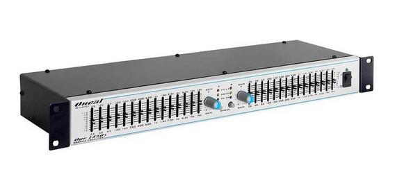 Equalizador Gráfico Oge-1520 X 15 Bandas Stéreo Xlr - Oneal