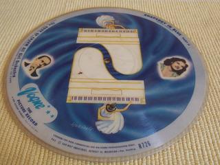 Antiguo Disco Vogue The Picture Record Rhapsody In Blue 1940