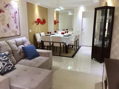 Apartamento Para Venda, 3 Dormitórios, Chácara Inglesa - São Paulo - 7114