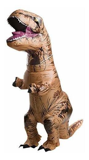 Rubie X26 39 S Adult Jurassic World T-rex Inflatable Costume