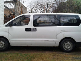Vendo Camioneta Hiunday Modelo H1 Con Asientos Oportunidad!!