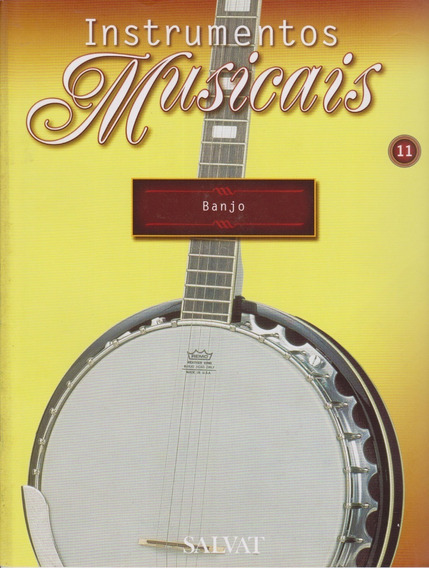 Banjo Na Revista / Instrumentos Musicais - Jfsc