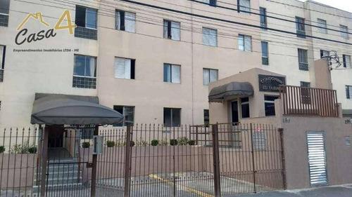 Apartamento Com 2 Dormitórios À Venda, 53 M² Por R$ 232.000,00 - Jardim Penha - São Paulo/sp - Ap0041