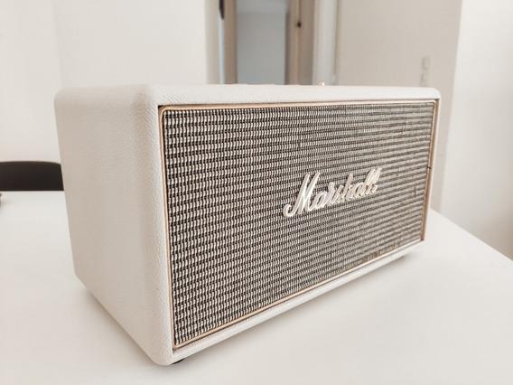 Caixa De Som Marshall Stanmore 80w Bluetooth Creme