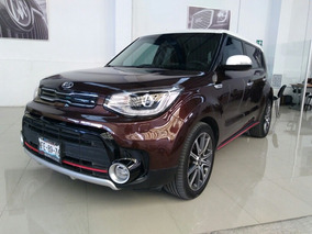 Kia Soul 1.6 Sx At 2018